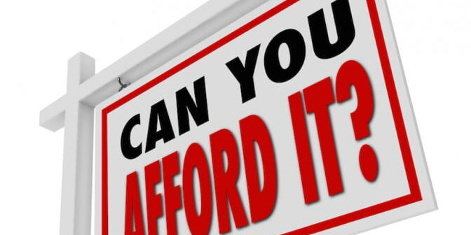 Can You Afford to Buy